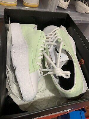 adidas Y3 Tangutsu Lace Sz 8.5 NEW 100% AUTHENTIC Mint Green F97506