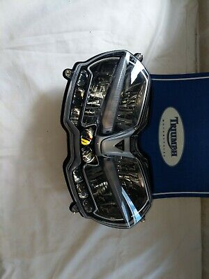 Triumph tiger headlight 800 explorer 1215 adaptive cornering motorcycle parts