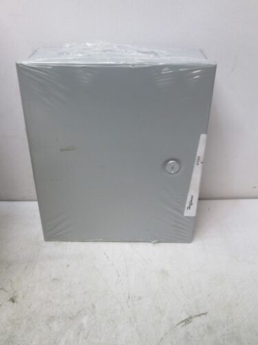 Hoffman Enclosure A12n104 Nema Type Junction Box 305mm X 254mm X 102mm Ip30 New