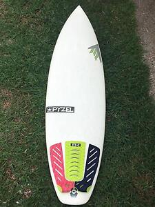 """Firewire x Pyzel Slab Surfboard 5'11"""" 27.3 Litres Burleigh Heads Gold Coast South Preview"""