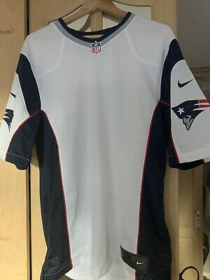 New England Patriots NFL American Football Jersey. Nike Size Medium