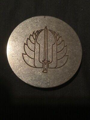 Strider Knives, Mick Strider Custom, Duane Dwyer Challenge Coin