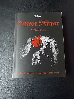 Mirror, Mirror: A Disney Twisted Tale Book By Jen Calonita Paperback Copy