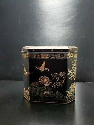 Vintage Japanese tea caddy5