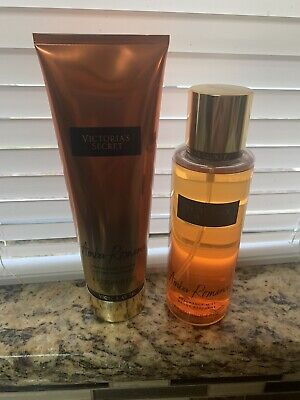Victoria's Secret AMBER ROMANCE Lotion And Body Mist