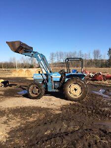 Landini 5860 tractor for sale