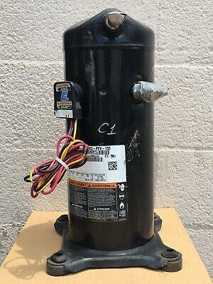 Copeland 3 Ton Scroll Compressor Zr38k5-pfv-130 R-22 208-230 V Used C1