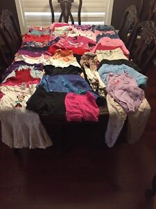 LOT#1 - Girls clothes
