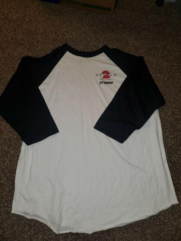 Vintage Scream 2 Promo Shirt