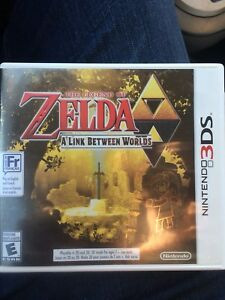 Nintendo 3ds Zelda A link between world