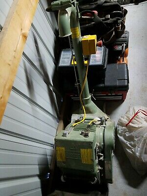 Lagler Hummel 8 Belt Floor Sander - Used In Good Working Condition