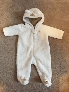 Carters Bunting Suit (3 mo)