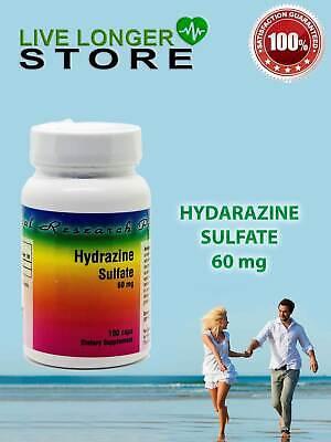 HYDRAZINE SULFATE - 60 MG