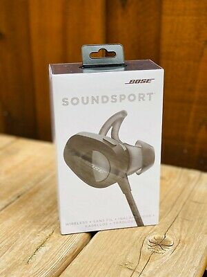 NEW Bose SoundSport Wireless Headphones BLACK. AUTHENTIC.Free Fast USA Shipping.