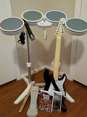 - THE BEATLES Rock Band Special Value Edition Bundle Complete!!