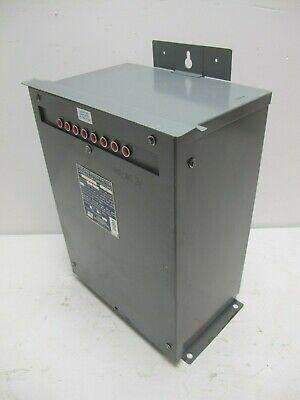 Steelman M050-480-fpl Power Factor Correction Capacitor 50-kvar 480v 3ph 480 3p