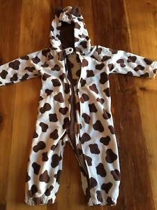 Carters Cow Costume, 18 months