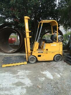 Forklift Clark Kenwick Gosnells Area Preview