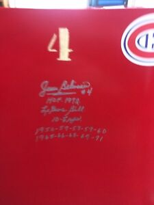 Montreal Canadians Forum Chairs