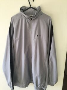 Nike zip up shell jacket