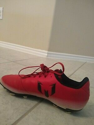 Boys Size 4 ADIDAS Soccer Football Youth Cleats