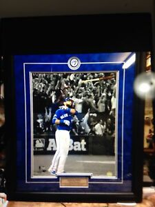 Jose Bautista Blue Jays picture frame