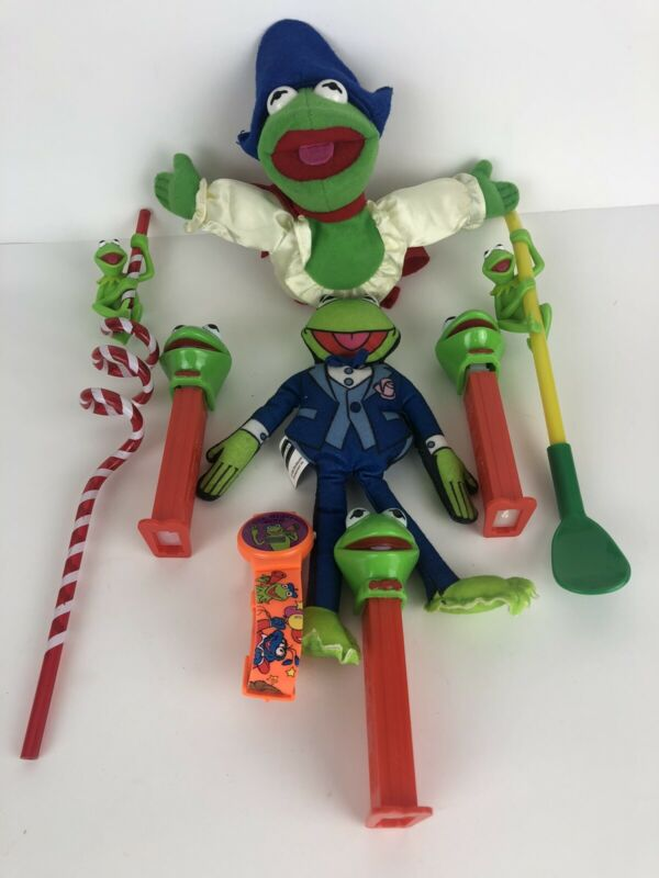 Lot Of Kermit The Frog Mixed Goodies