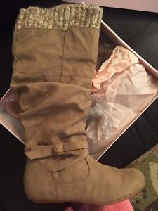 JUSTFAB boots (never worn)