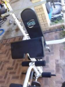 Weight bench Seville Grove Armadale Area Preview