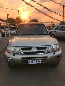 2003 Mitsubishi Pajero Wagon Morwell Latrobe Valley Preview