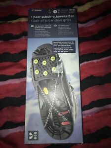 Snow shoe grips for sale