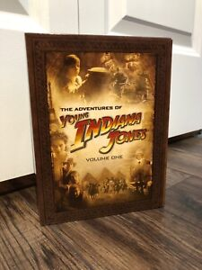 Young Indiana Jones Volume One (DVD)