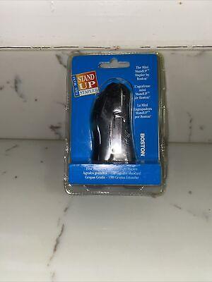 Nos 1998 Boston Hunt Mini Palm Standup Stapler