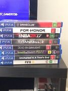 PS4 games PICK UP ONLY AND FIXED PRICE Or SWAP North Adelaide Adelaide City Preview