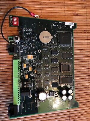 2 Oem Main Mother Board For Rsi Adp Handpunch Main Board Time Clock Hp