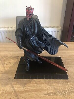 Star Wars The Phantom Menace Darth Maul Statue Figure Gentle Giant 1957/3000