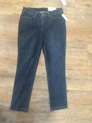 NWT Christopher & Banks Modern Fit Ankle Jeans Size 6 - Christopher Banks Moden