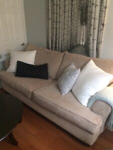 TWO PC COUCH SET