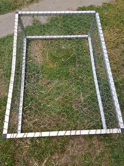 Rabbit guinea pig cage