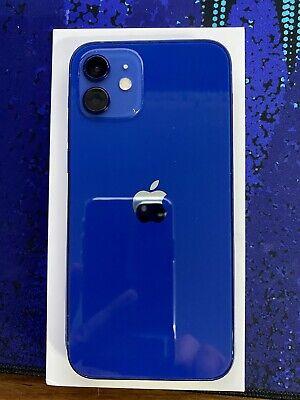 Apple iPhone 12 - 128GB - Blue (Unlocked) Smartphone