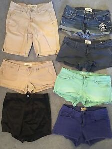 BRAND NAME SHORTS $5 each