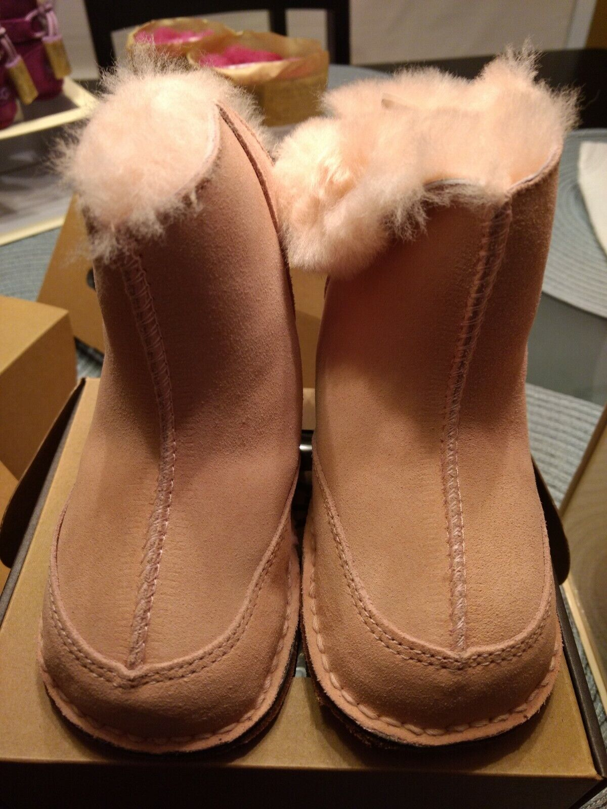 New never used variety Baby Ugg Boots 1