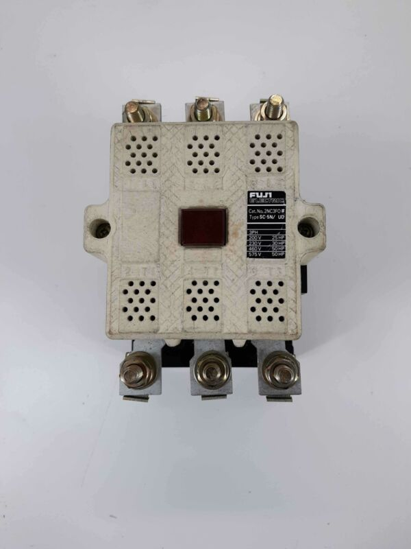 Fuji Electric SC-5N/UD Magnetic Contactor 100-120V Coil