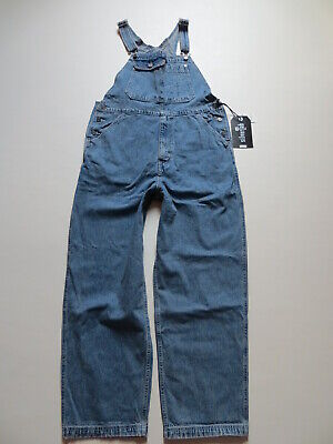 NWT MSRP $78 Mens Size X-LARGE Levi's Mens SilverTab CLASSIC Denim Overalls