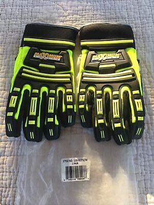 Maximum Safety Winter Impact Gloves Extra Large