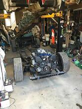 Toyota hilux v8 Minitruck project Andergrove Mackay City Preview
