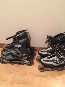Almost New Roller Blades