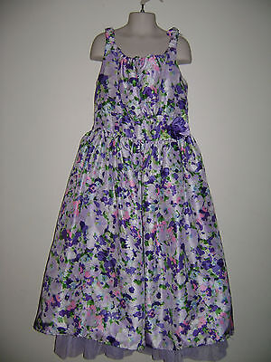 CHILDREN PLACE GIRLS DRESS size 14 PURPLE PINK  GREAT FOR SPRING SUMMER