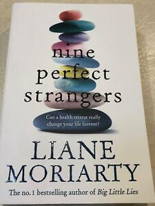 Nine Perfect Strangers paperback by Liane Moriarty NEW $10ono