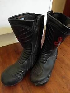 DRIRIDER size 46 motorbike boots - excellent condition Launceston Launceston Area Preview